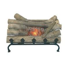 Realistic Electric Fireplace Logs by Duraflame 20 In Electric Fireplace Log Set Heater With Realistic
