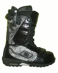 dc caliber rapid lace snowboard boots mens size 5 equals womens