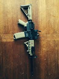 hunting lights for ar 15 my ar 15 smith and wesson m p 15 with fde magpul furniture utg red