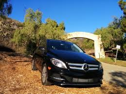 mercedes b class electric uk mercedes b class electric drive one year later cleantechnica