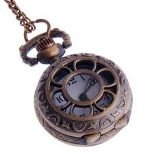 ladies necklace watch images Ladies pocket watch pendant necklace small face white jpg