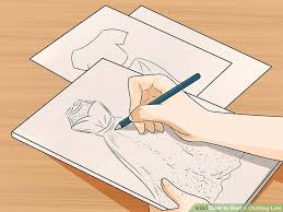how to start a clothing line with pictures wikihow