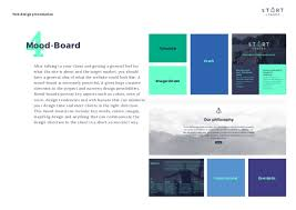 website design free free presentation template for web design projects