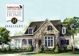 southern living house plans southern living custom builder home hallsley richmond virginia
