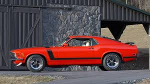 Mustang Boss 302 Specs 1970 Ford Mustang Boss 302 Fastback S110 Indy 2016