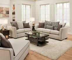 stationary sofa stewart linen 4202 united furniture industries