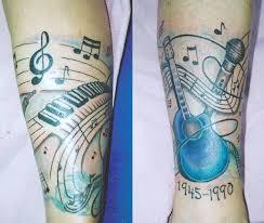 45 awesome keyboard tattoos