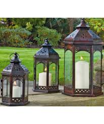 Argos Awnings Buy Zanzibar 3 Piece Lantern Set At Argos Co Uk Your Online Shop