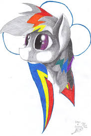 rainbow dash cutie mark by goina on deviantart