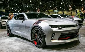 camaro 2015 concept chevrolet line series concepts unveiled car and