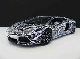 Lamborghini Veneno Purple - car pictures