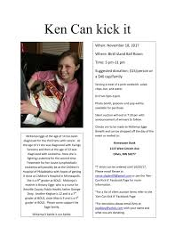 Q102 Willmar Operation Snow Desk Ken Can Kick It Fundraiser For