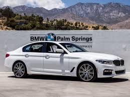 2017 bmw 5 series 540i in palm springs ca palm springs bmw 5