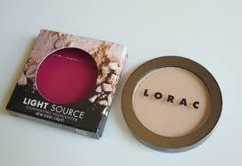 lorac primer light source lorac light source starlight illuminating highlighter review