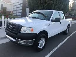 ford f150 truck 2005 used 2005 ford f 150 for sale pricing features edmunds