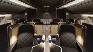 Boeing 787 Dreamliner Interior Photo Gallery British Airways Boeing 787 9 First Class Review