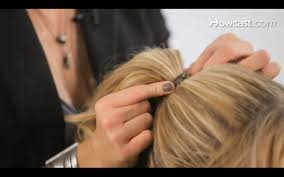bungees hair how to create a basic ponytail hairstyles