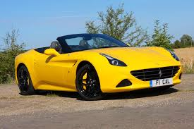 ferrari yellow car ferrari california t handling speciale 2016 uk review by car
