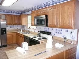 ceramic backsplash tiles for kitchen delft blue kitchen back splash blue and white ceramic tile blue and