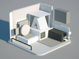 Home Design 3d Demo by Aspirational Demo Ryogo Toyoda U0027s Color Packed Homage To The 80s