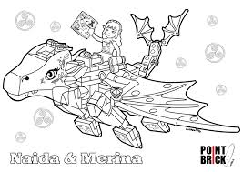lego elves coloring pages getcoloringpages