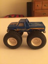 bigfoot monster truck toy 1991 bigfoot 5 toy car die cast and wheels 1991 from