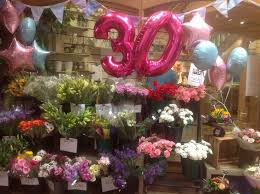 30th birthday flowers and balloons 37 best this is jemini flowers our our products our