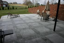 Ideas For Concrete Patio Concrete Patios Pool Deck Driveway And Sidewalk Ideas