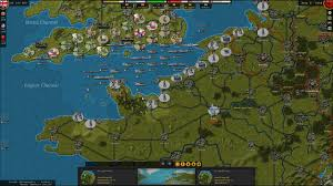 Europe Map Ww2 by Strategic Command Ww2 War In Europe Learning The D Day Youtube