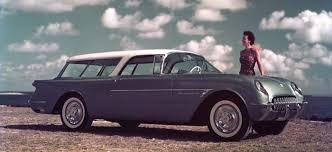 1953 corvette wagon 1954 corvette cars corvette corvair fastback corvette