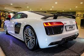 price of an audi r8 v10 2017 audi r8 v10 plus launched in the philippines auto industry