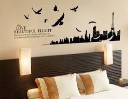 sticker mural chambre stickers muraux en 55 photos pour personnaliser les murs