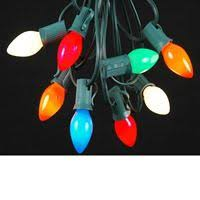 c9 christmas lights c7 and c9 christmas lights strings bulbs novelty lights inc