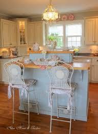 shabby chic kitchen island shabby chic kitchen island 20 cool kitchen island ideas