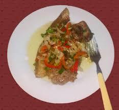 cuisine congolaise brazza la viande de porc aux chignons varietes dela cuisine congolaise