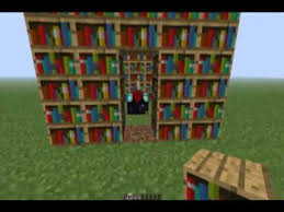 Minecraft Enchanting Table Bookshelves Minecraft How To Get A Level 50 Enchantment Youtube