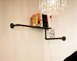 Diy Industrial Furniture by Furniture Diy Industrial Pipe Bookshelf Iron Material Unusual And