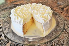 tres leches cake or pastel homemade recipe by mommy is a chef