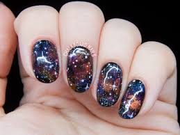 24 glitter nail art ideas tutorials for glitter nail designs