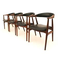 dining chairs from the 50 u0027s by farstrup danish design 24vintage