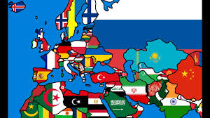 Map Of Europe Game by Drawing Flag Map Of Europe Today Youtube