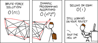 xkcd comics cs124 data structures and algorithms quora
