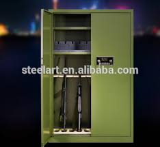 gun cabinet for sale metal military gun cabinet and weapons safe locker for sale buy