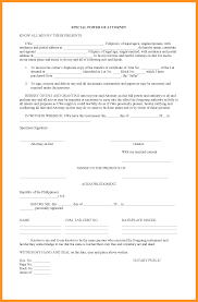 Durable Power Of Attorney Oregon by 10 Power Of Attorney Form For Real Estate Transactions