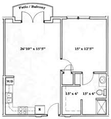 sandy springs u2013 floor plans mansions senior living