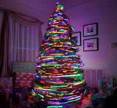 purple christmas tree 15 of the most creative diy christmas trees bored panda