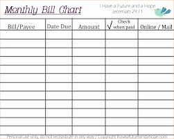 Excel Spreadsheet For Monthly Expenses How To Make An Excel Spreadsheet For Monthly Bills Spreadsheets