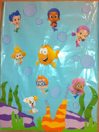 Bubble Guppies Birthday Decorations 179 Best Party Time Bubble Guppies Images On Pinterest Guppy