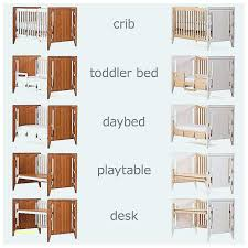 How To Convert Crib To Bed Baby Cribs That Convert To Toddler Beds Baby Crib Convert Toddler