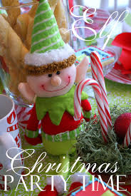Buddy The Elf Christmas Decorations A Little Loveliness Elf Movie Christmas Party